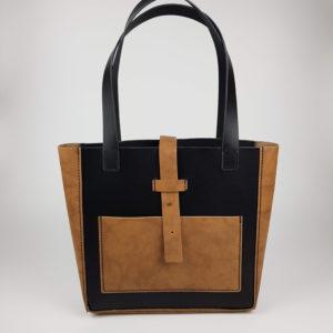 kožená kabelka Volboreta Bags