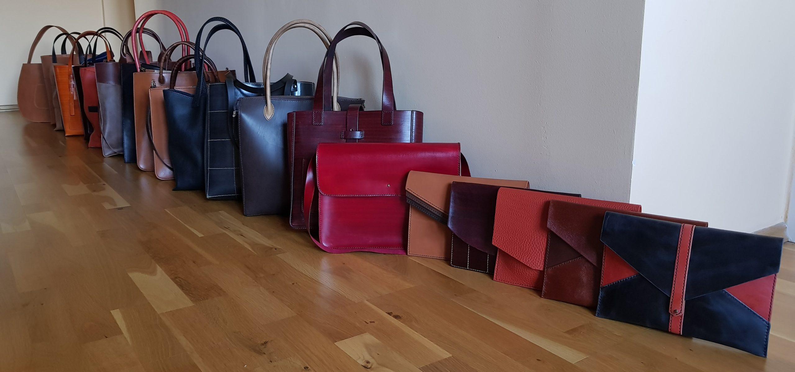 české kožené kabelky